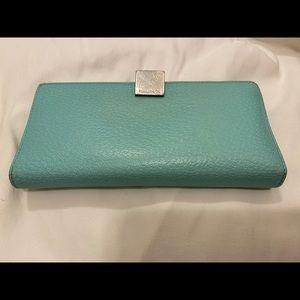 Tiffany & Co Flap Wallet